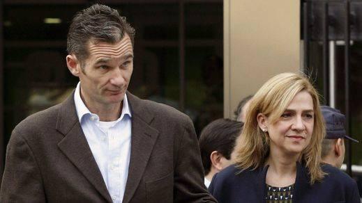 La Fiscalía mantiene 19 años y medio de cárcel para Urdangarin y Manos Limpias, 8 para la infanta Cristina