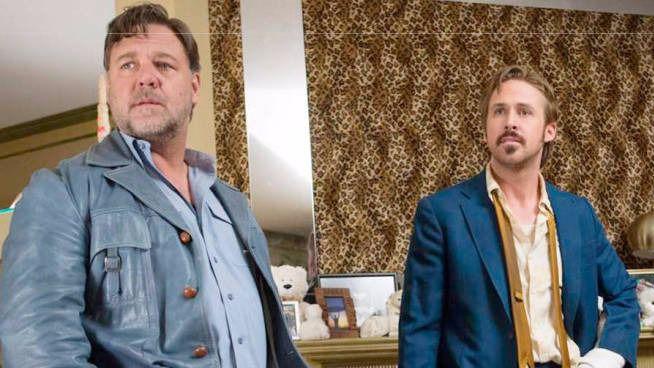 'Dos buenos tipos': Una trivial y (muy) divertida película, a medio camino entre 'El gran Lebowski' y 'Arma letal'