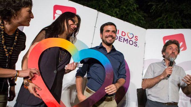 La campaña en las redes: Alberto Garzón también quiere un documental propio