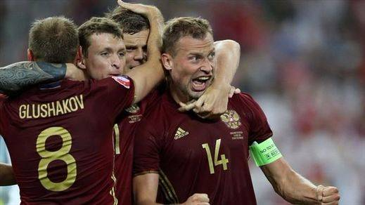 Eurocopa: un gol del ruso Glushakov frustra en el último suspiro la victoria de Inglaterra (1-1)