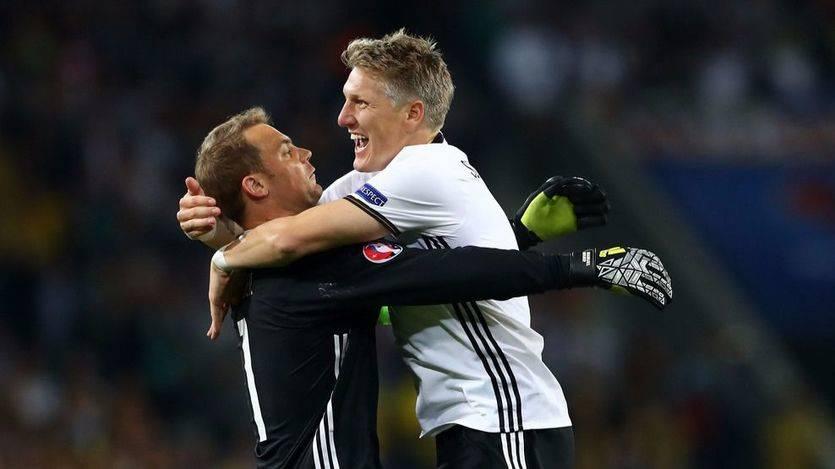 Eurocopa: Alemania vence pero no convence ante una floja Ucrania (2-0)