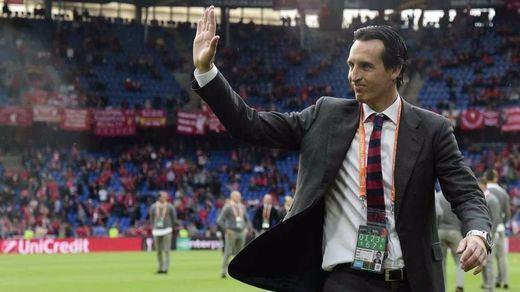 Emery, tentado por el PSG, toma la decisión de dejar el banquillo de 'su' Sevilla