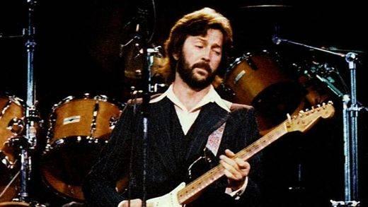 Los 10 mejores solos de Eric Clapton