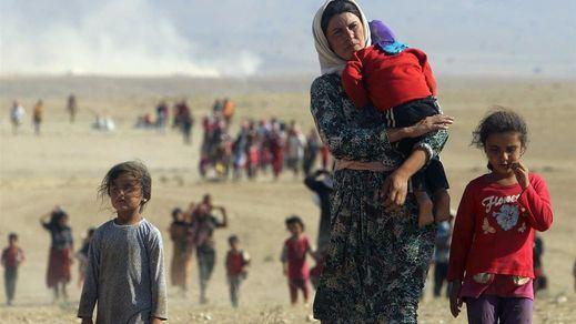 ACNUR alerta de un récord histórico: hay 1,2 millones de refugiados