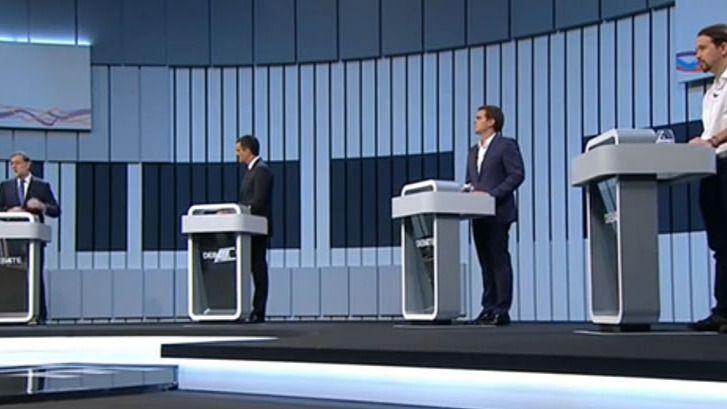Así fue el debate: se lo contamos minuto a minuto al detalle