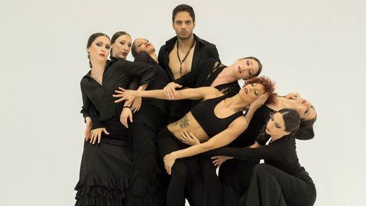 Curro de Candela nos regala el más original de los espectáculos flamencos