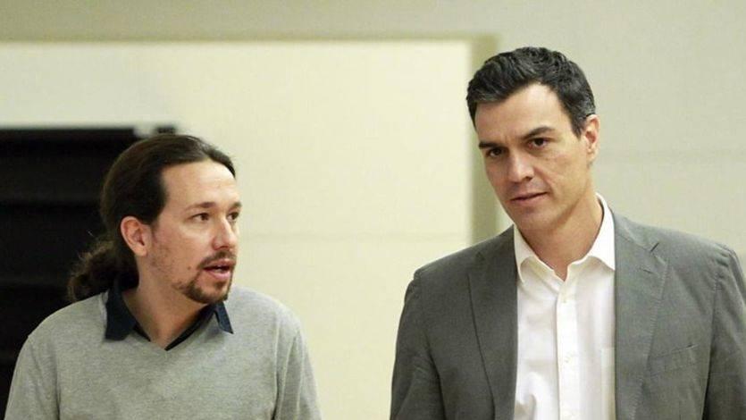 Podemos recalcula su estrategia respecto al PSOE tras las críticas de Pedro Sánchez