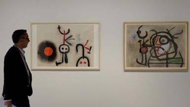 Puja por un Warhol, un Miró o un Paul Klee a golpe de 'clic'