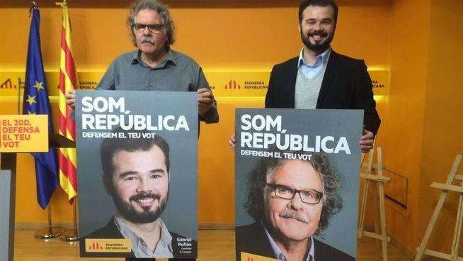 El miedo se apodera de los independentistas catalanes y empiezan a atacar a Podemos