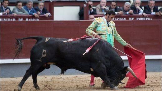 David Mora repite como el matador más artista en los Premios Maná