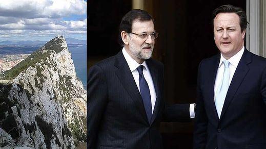 El viaje de Cameron a Gibraltar incomoda a Rajoy en plena campaña por el Brexit