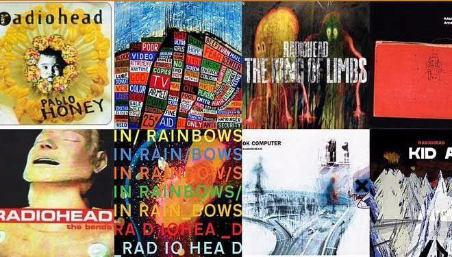 Radiohead, un repaso disco a disco de toda su carrera
