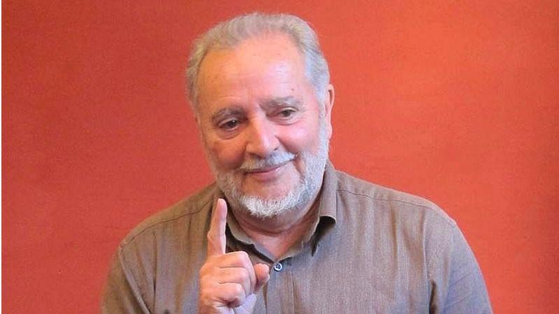 Julio Anguita: 'Los que se regodean pensando en el 'sorpasso' porque sí, que no cuenten conmigo'