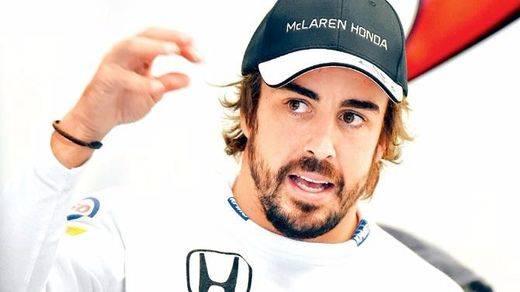 Alonso llega al circuito de Bakú sin una sóla vuelta en el simulador