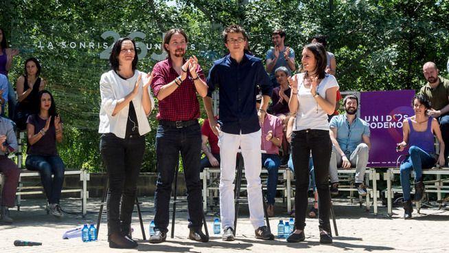 Diccionario político para entender la campaña de Podemos