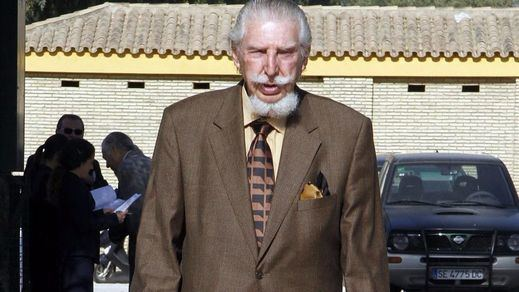 Muere a los 87 años Leandro de Borbón, el hijo de Alfonso XIII y la actriz Carmen Ruiz