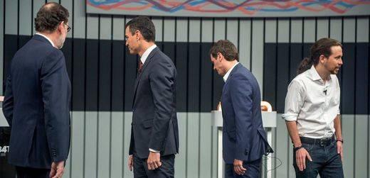 La campaña (y el PSOE) contiene la respiración pendiente de las últimas encuestas