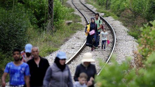 Día Mundial de los Refugiados: ya son 65,3 millones los desplazados forzosos en el mundo
