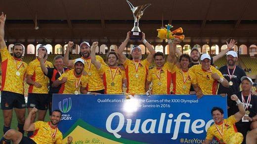 Otra 'Roja' ejemplar: la España del rugby a 7 aún no se cree el 'sueño' de haberse metido en los JJOO de Río