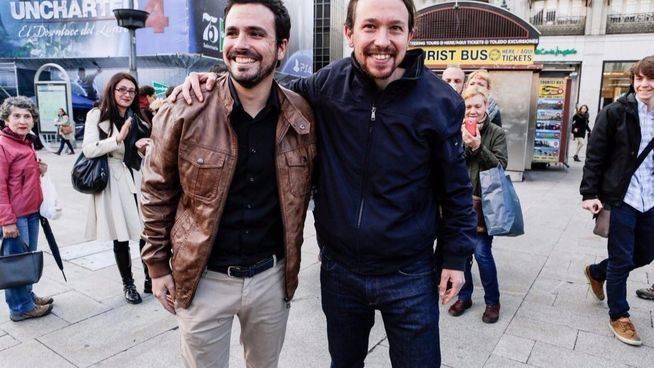 Sondeo Simple L�gica: s�lo la mitad de los votantes de IU apoyar�n a Unidos Podemos