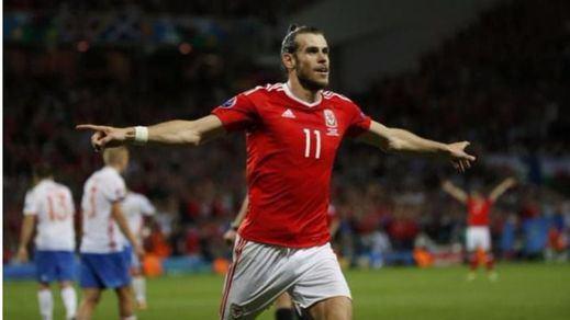 Eurocopa: Gales 'apaliza' a Rusia y se mete en octavos como primero de su grupo (3-0)