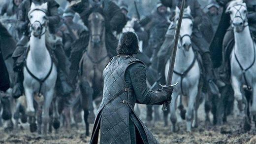 'Juego de Tronos' 6x09: entrando en territorios de 'El Señor de los Anillos'