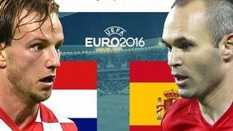 Eurocopa: la Roja se adelanta, se duerme y se complica en el último minuto (1-1, 2ª parte)