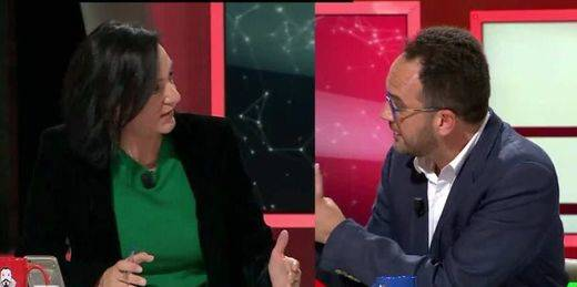 Antonio Hernando reprocha a Bescansa que intentara engañarle para ser presidenta del Congreso