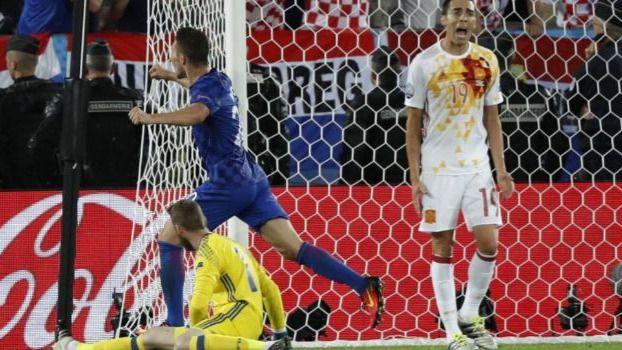 Eurocopa: el difícil camino de España, tras la bofetada de Croacia, para renovar el título