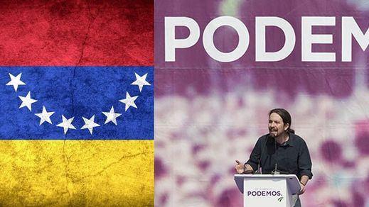La Asamblea de Venezuela pide que Podemos declare sobre la supuesta financiación del chavismo