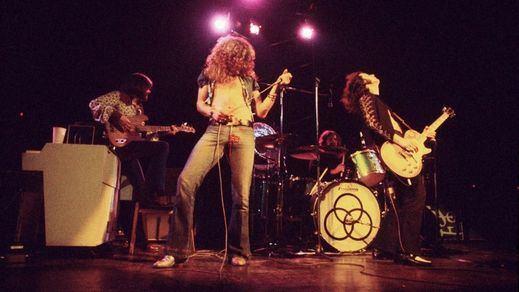 Rechazada una oferta millonaria para reunir a Led Zeppelin para 2 conciertos