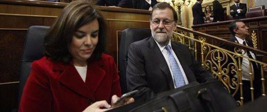 'Moncloagate': Rajoy protege a Fernández Díaz y la vicepresidenta cuestiona incluso la veracidad de las grabaciones