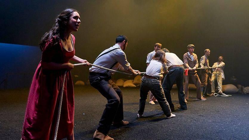 Obra de teatro El laberinto mágico