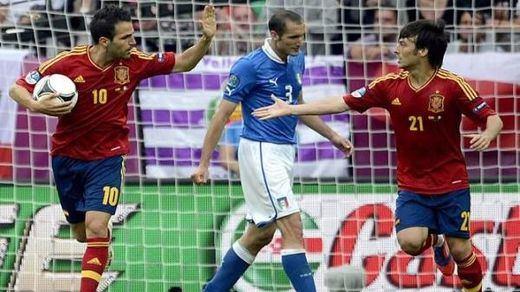 Eurocopa: fechas y horarios de los octavos de final, con el España-Italia el lunes 27 a las seis de la tarde