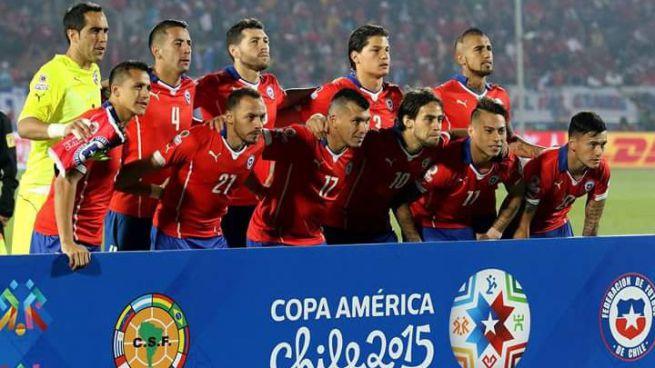 Copa América: Chile gana a Colombia y vuelve a citarse con Argentina en la final