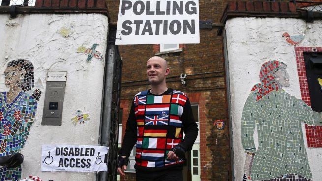 Según sondeos de última hora y las casas de apuestas, los británicos votarán 'no' al Brexit