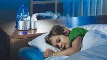 Los humidificadores también tienen beneficios a la hora de dormir