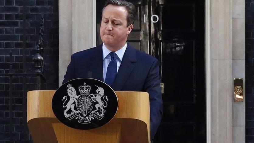 Cameron asume su derrota por el Brexit y anuncia un nuevo primer ministro para octubre