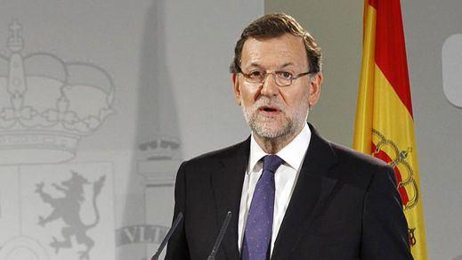 Rajoy, tras el Brexit, pide que no es momento de