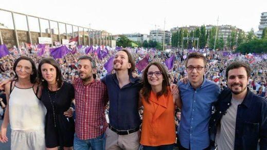 Iglesias y Garzón dan por abierta una nueva etapa marcada por su enfrentamiento con el PP