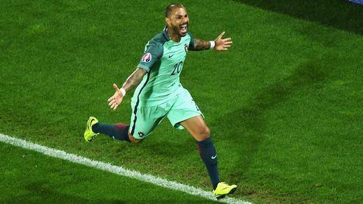 Eurocopa: un gol del portugués Quaresma en la prórroga venga a la Roja y elimina a Croacia (1-0)