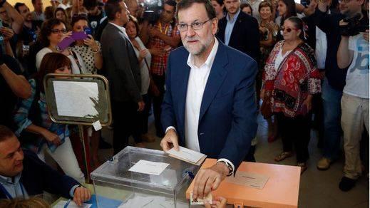 """Rajoy: """"España será lo que los españoles quieren que sea"""""""
