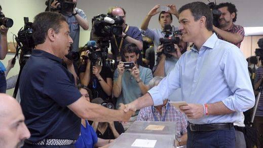 Sánchez anima a la participación masiva para que el próximo Gobierno 'cuente con la máxima legitimidad posible'