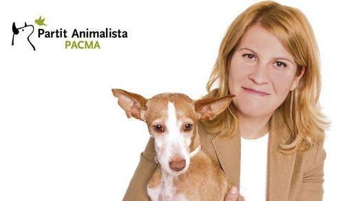26-J: El PACMA, partido animalista, repite como primera fuerza extraparlamentaria en el Congreso