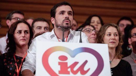 Los partidos de Unidos Podemos pierden más de un millón de votos, pero IU gana escaños