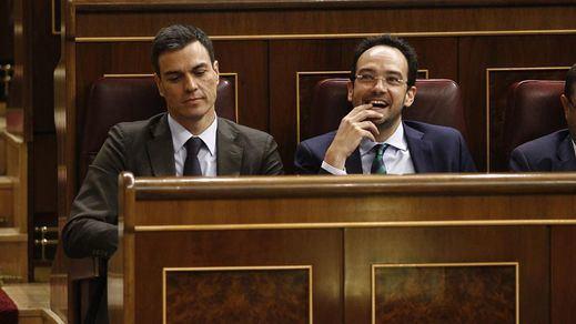 Hernando admite que Rajoy debe intentar gobernar y que su posición la decidirán los órganos de dirección