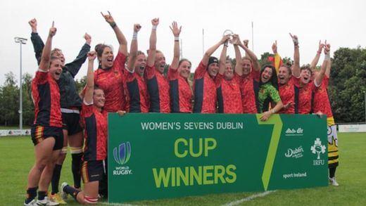 Las chicas son guerreras y leonas: hazaña histórica del rugby a 7 femenino, que se mete en los Juegos de Río