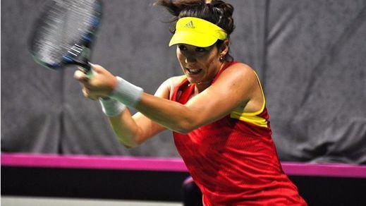 Muguruza, único miembro de la armada con opciones de ganar Wimbledon