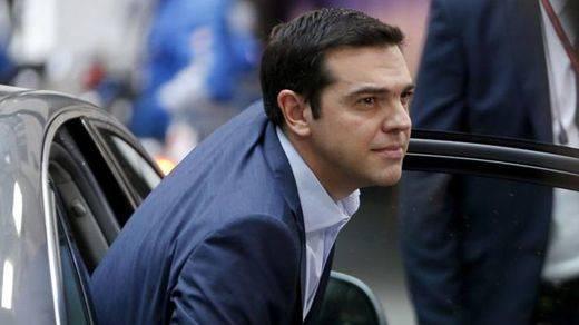 Tsipras se lamenta de la 'pájara' de la izquierda española: