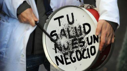 Nace la Marea Blanca Estatal para exigir a Gobierno y oposición el blindaje de la sanidad pública como uno de los derechos fundamentales
